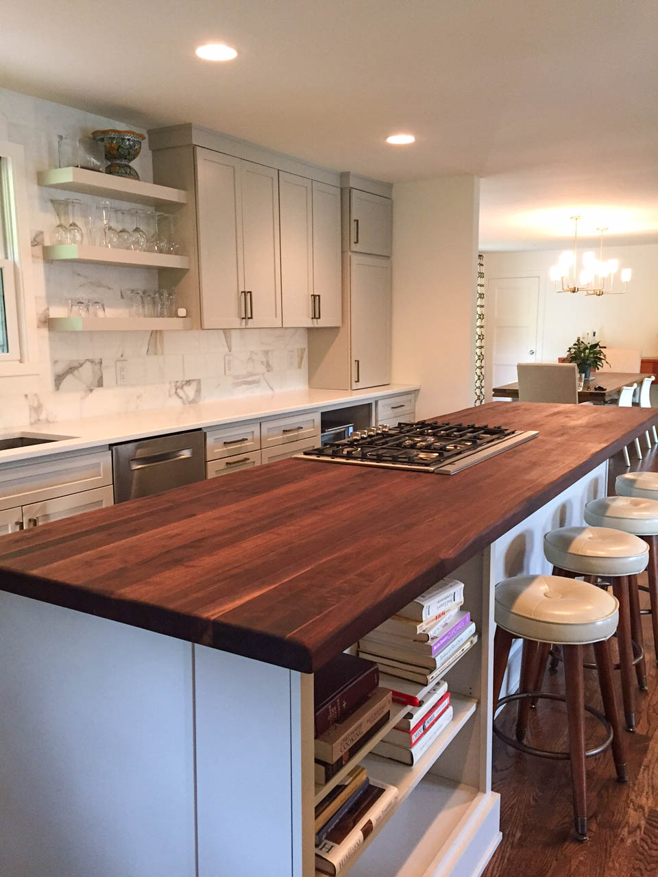 Best Finish For Butcher Block Countertop: Custom Design Wood Counters