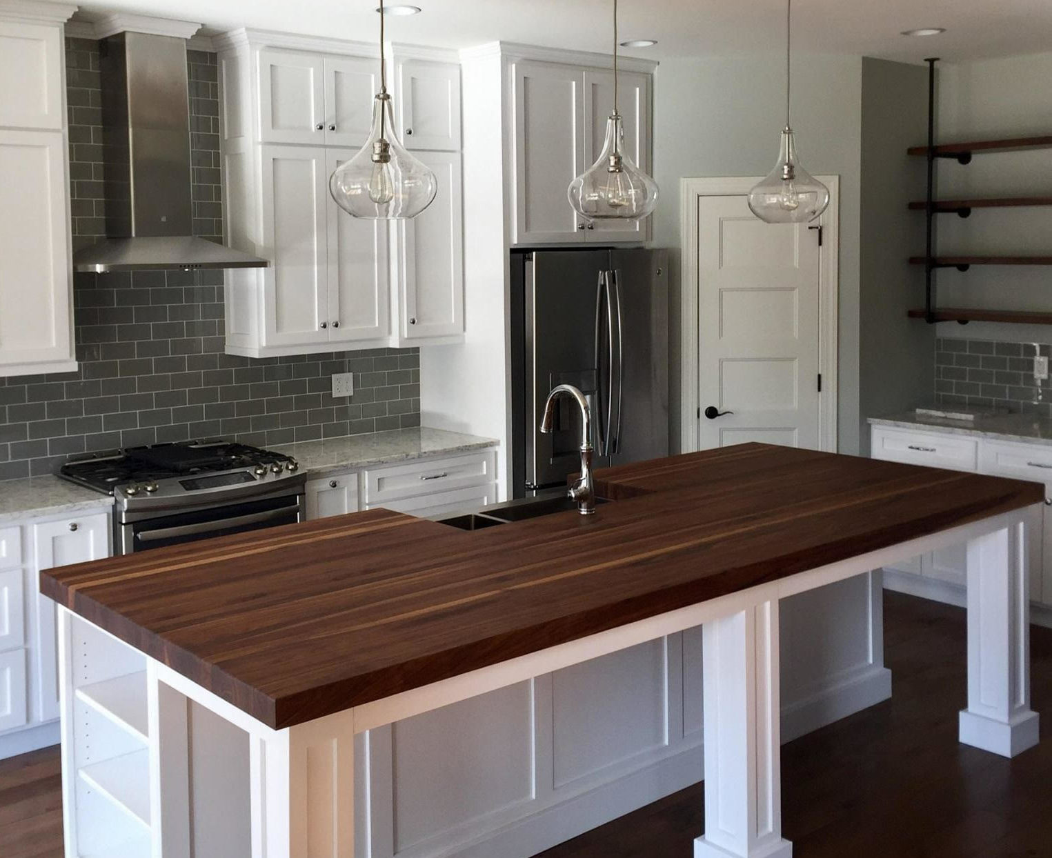 Best Wood For Butcher Block Countertops: Customer Submitted Images