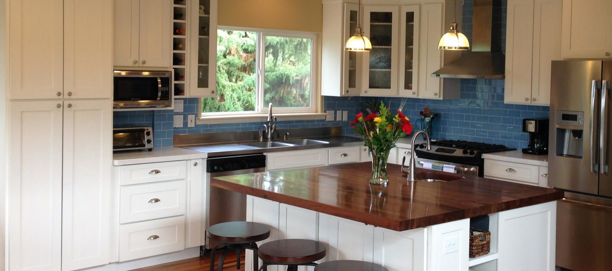 Best Wood For Butcher Block Counters: Custom Design Wood Counters